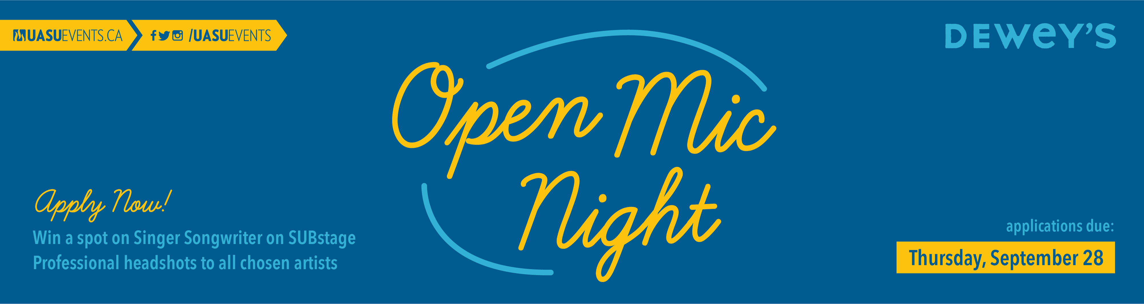Open Mic NIght